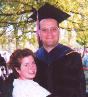 Andrew's Law School Graduation