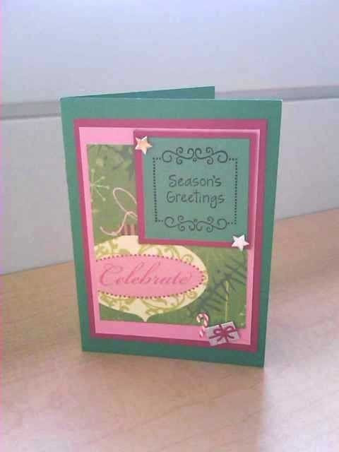 Celebrate the Season with this Greeting Card