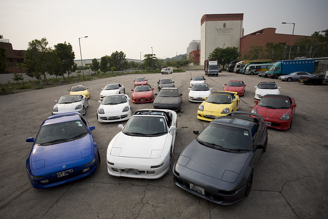 MR2 Club Photo shooting