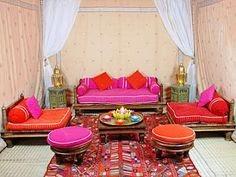 Traditional Bhartiya Baithak Designs For Hall
