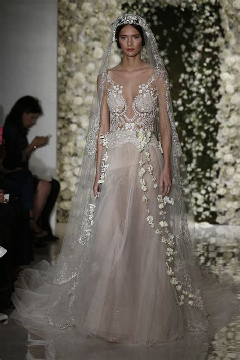 2015 Reem Acra Fall Collection: New York Bridal Fashion