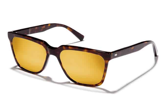 Kite Nas Havana Gold Mirror Sunglasses