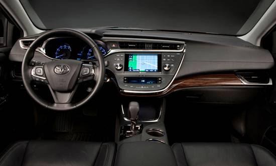 2018 Toyota Avalon Limited Hybrid | Reviews, Specs ...