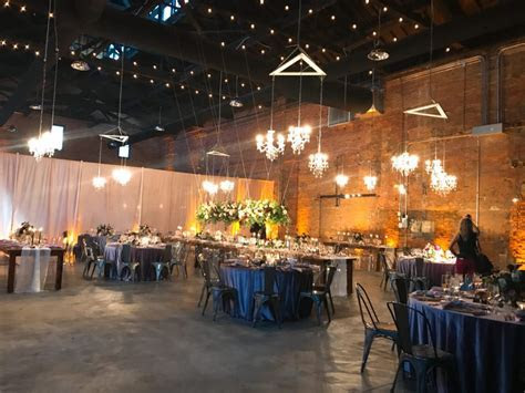 Cleveland Wedding Venue Spotlight   Tenk West Bank by Marigold