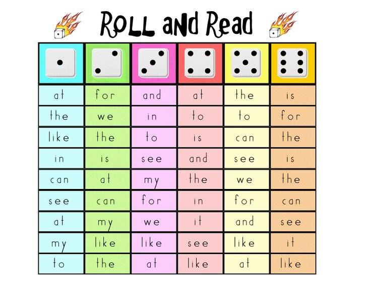 Kindergarten Site Word Worksheets