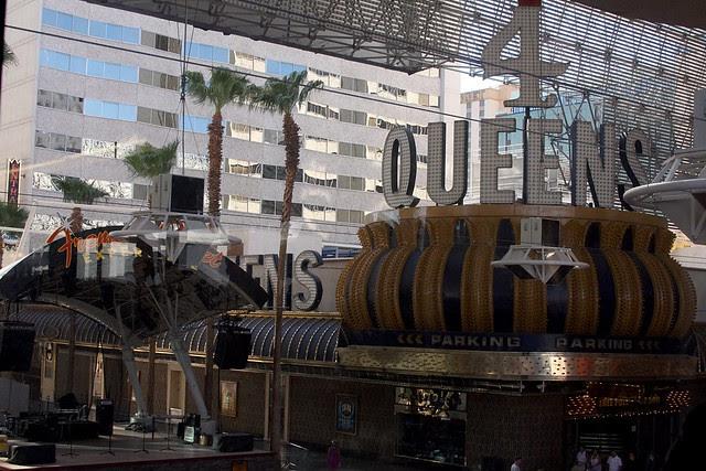 4 Queens, Downtown Vegas
