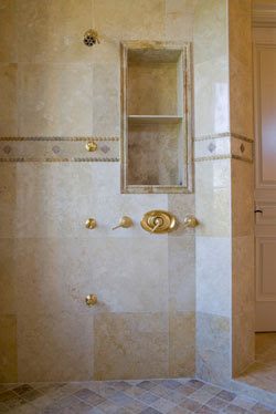 Countertop And Wall Tile Shower Surround Flooring Max Design Center