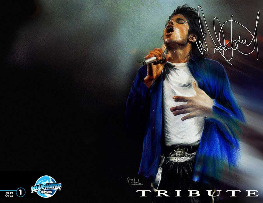 Bluewater To Release Michael Jackson Tribute