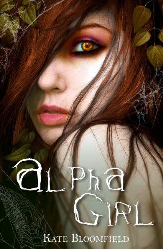 Alpha Girl (Book 1: The Wolfling Saga) by Kate Bloomfield