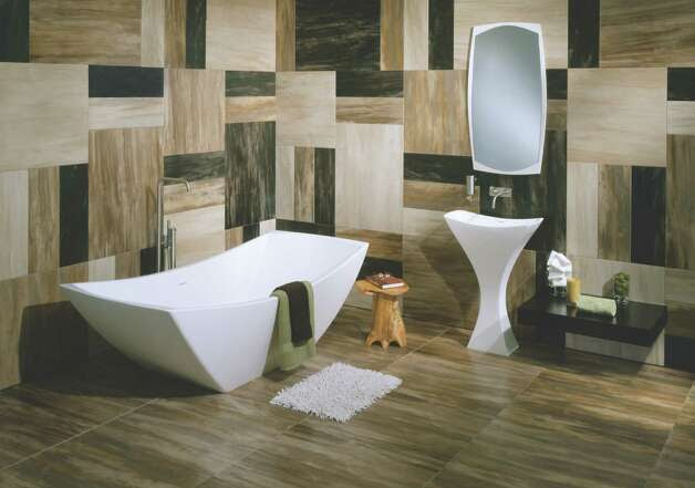 Making sense of tile's versatility - San Antonio Express-