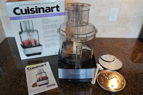 cuisinart custom  review