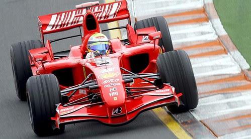 Ferrari Australia 2007 - Foto: EFE