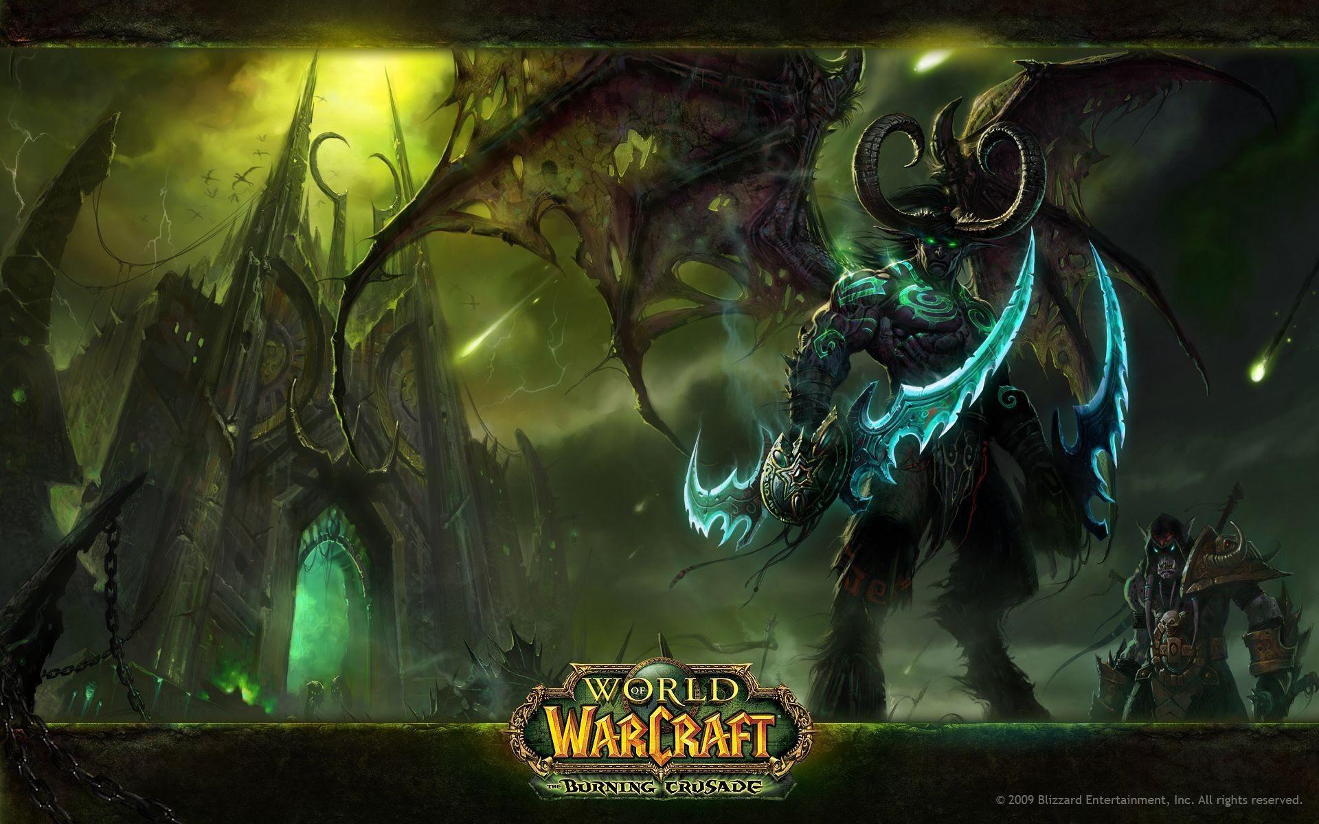 Wow Demon Hunter Wallpaper 84 Images
