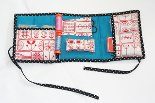 sewing needle case- travel