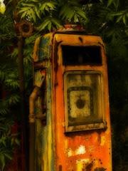 Old Petrol Pump 1