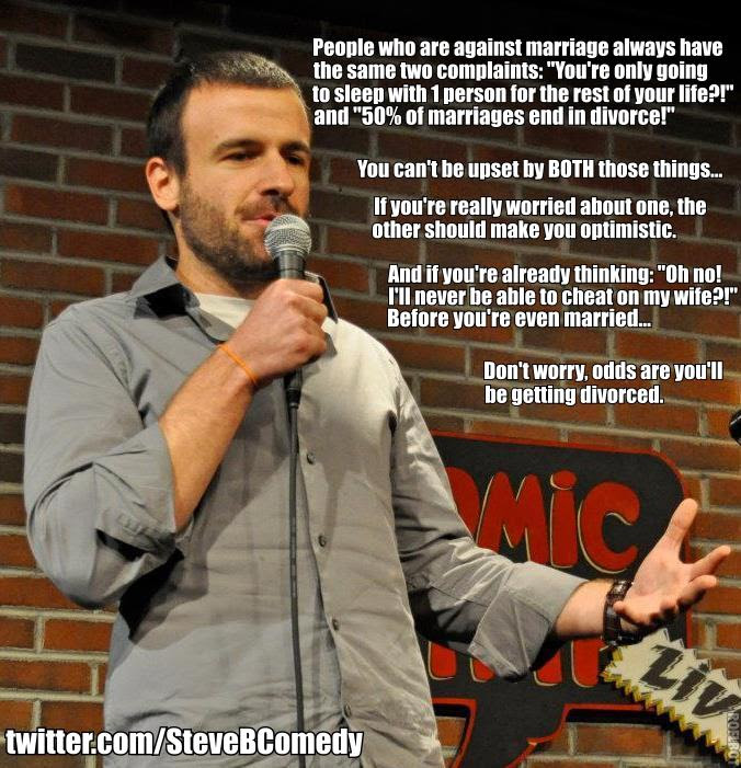 20 More Hilarious Stand Up Comedy Quotes - Everything Mixed