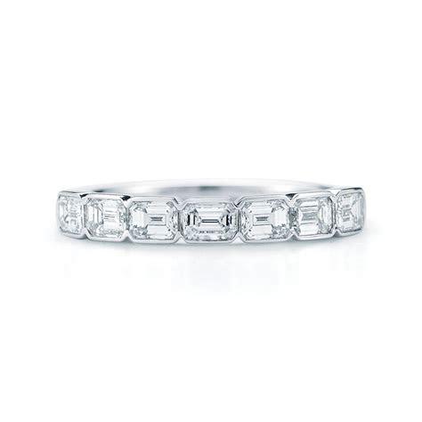 Wedding band to match Emerald Cut E Ring?   Weddingbee