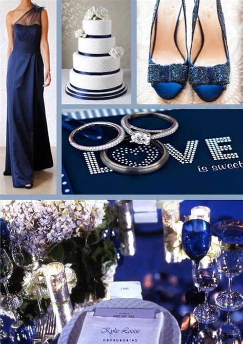 Navy Blue Wedding. navy wedding shoes. navy blue table