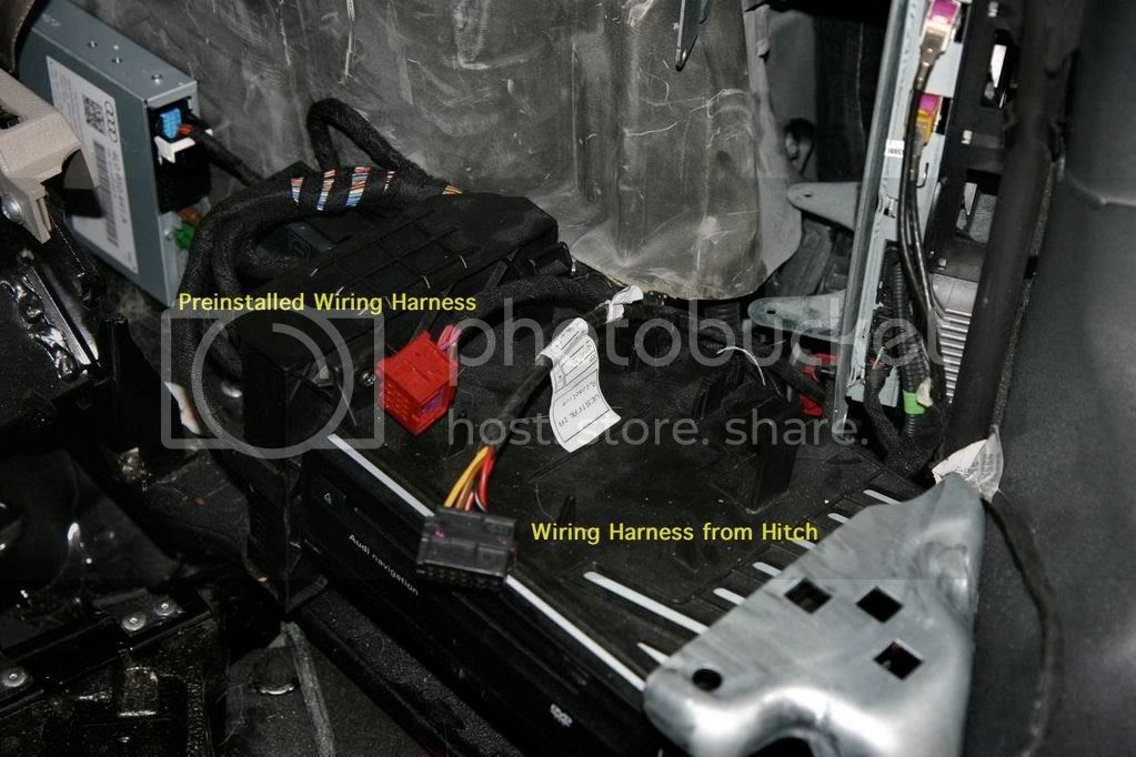 2014 Audi Q5 Trailer Wiring Harness