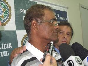 José Elivaldo, pai de Bruno, pediu desculpas à família de José Leandro (Foto: Tássia Thum)