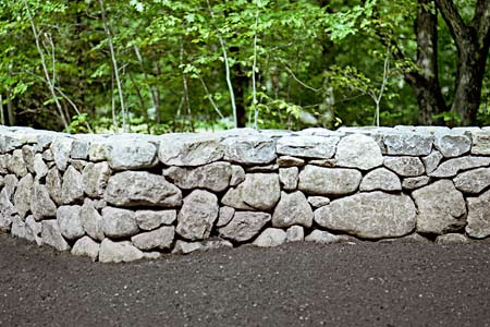 How to Build a Field Stone Wall