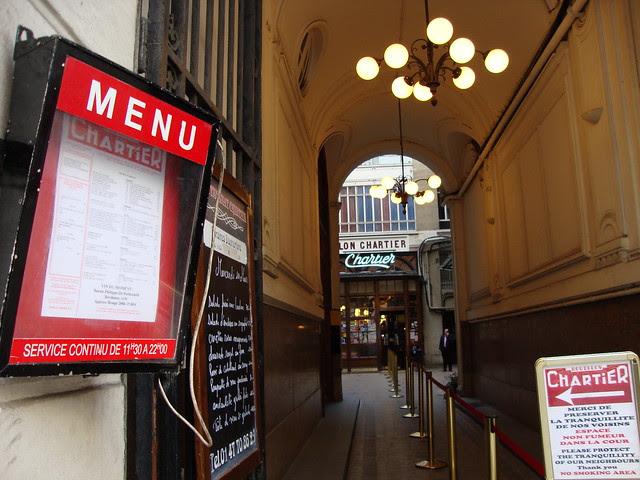 chartier restaurant paris