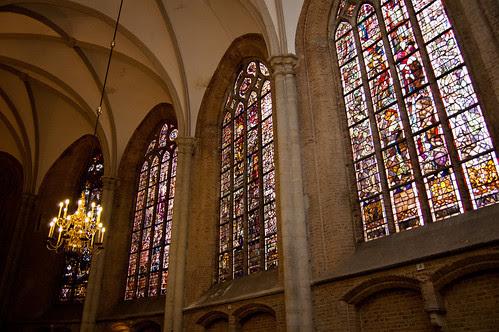 De Nieuwe Kerk te Delft, The New Church of Delft
