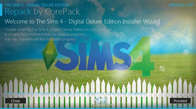 The Sims 4 (2014) Full PC Game Single Resumable Download Links ISO