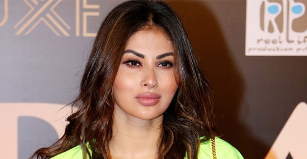 Netizens were not happy with Mouni Roy's look at 'Bharat' premiere,even called her 'the next Rakhi Sawant'.