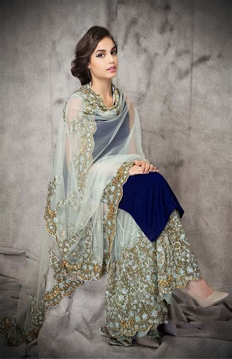 150 best Plazo images on Pinterest   Indian dresses