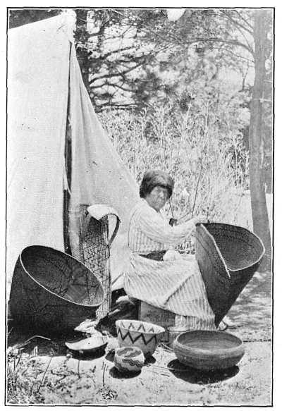 Photo of a Basket Maker
