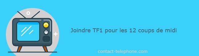 Contacter Les 12 Coups De Midi Tf1 Lémission De Jean