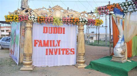 Best Tirumala Marriage Contractors   Good Wedding Planner