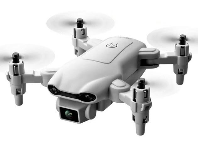 Ninja Dragon Vortex 9 RC Quadcopter Drone with 4K HD Camera for $79