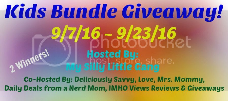 kids bundle giveaway