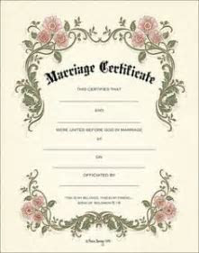 """WC 106 11x14    """"UNITED IN MARRIAGE"""" Do you have an"""