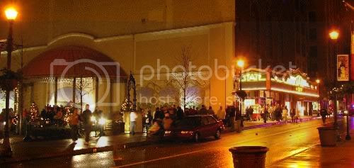 Uniontown Light Up Night 2009