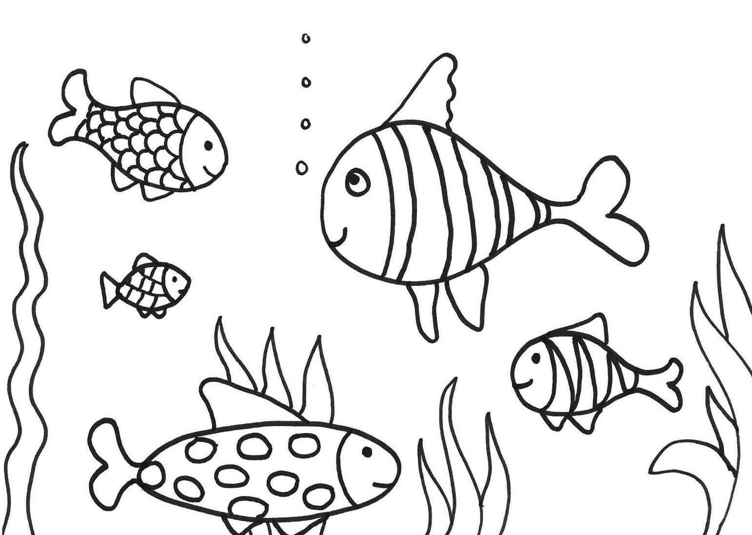 Kids Swimming Drawing at GetDrawings | Free download