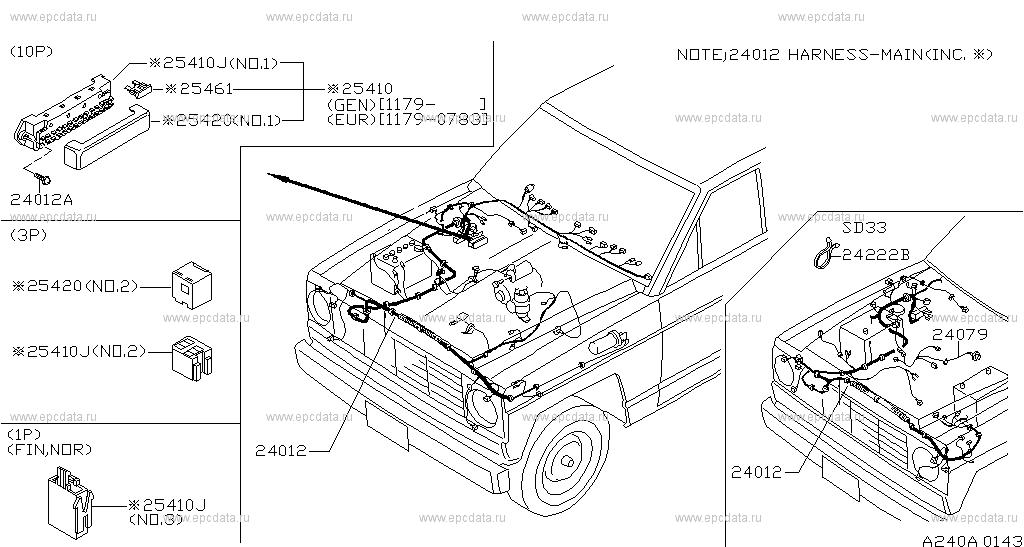 Nissan Patrol Wiring Diagram Radio