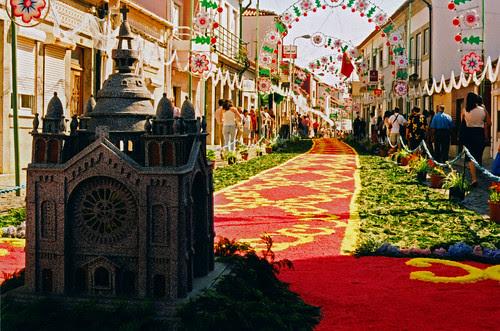 Streets of Viana do Castelo
