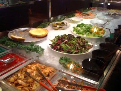 Hokkaido Salad Bar