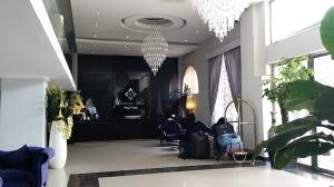 Landscape hotel をチェックアウト
