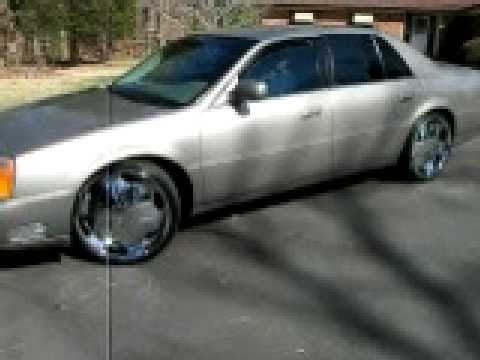 27+ Cadillac Deville Dhs 2002