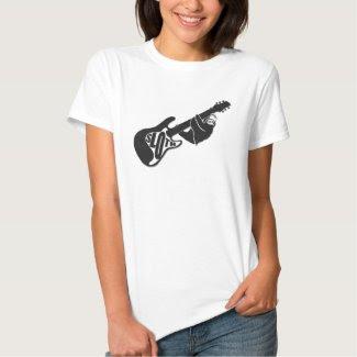 Punk rock sloth 2 fuzz texture tshirt