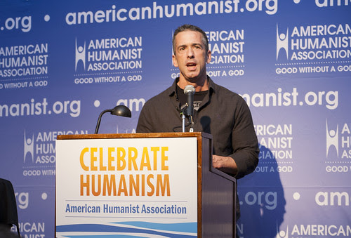 Dan Savage, 2013 Humanist of the Year by americanhumanist