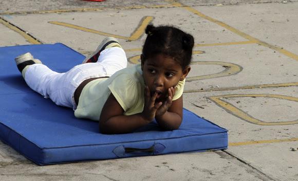 1ro de Junio, Día Internacional de la Infancia. Foto: Ladyrene Pérez/Cubadebate.