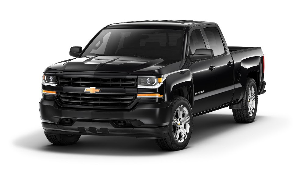 2018 Chevy Silverado 1500 Rumors, Redesign