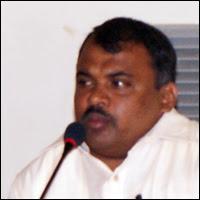 S. Kajendrakumar of TNPF