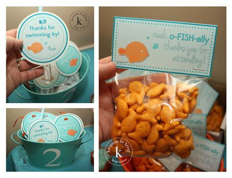 """more than 9 to 5 my life as """"Mom"""": Noah's Fish Themed"""