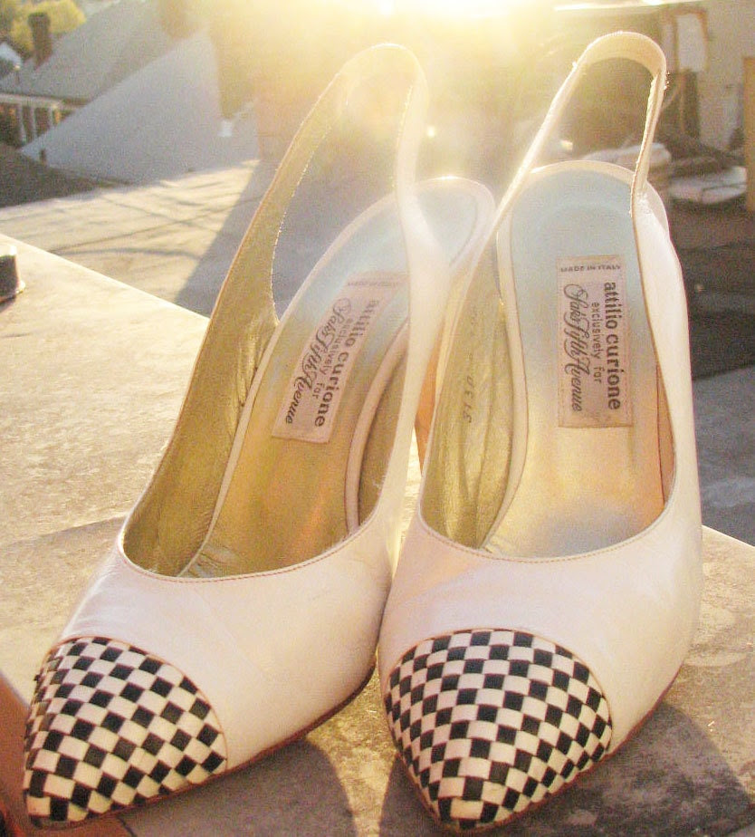 vintage shoes on etsy